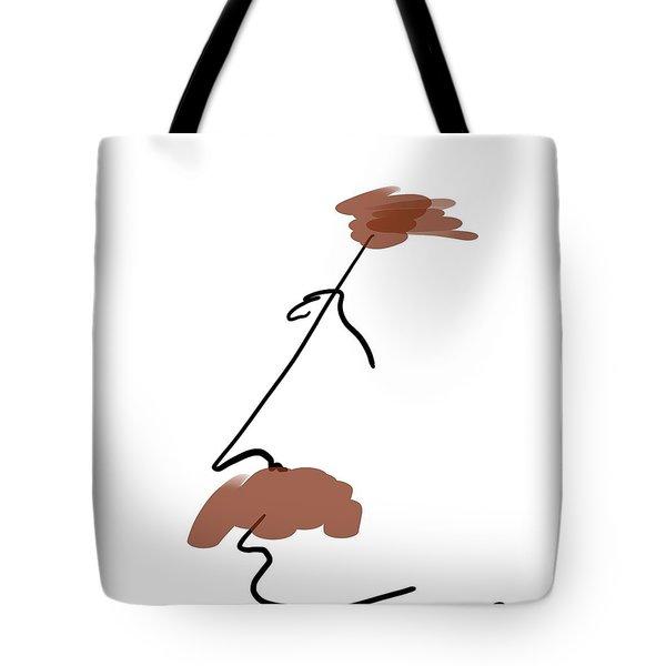 Hair Apparent Tote Bag