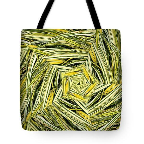 Hakone Pinwheel Tote Bag