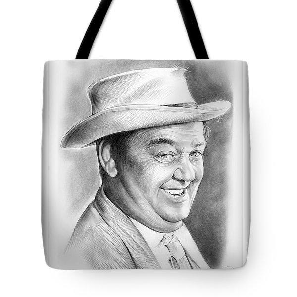 Hal Smith Tote Bag