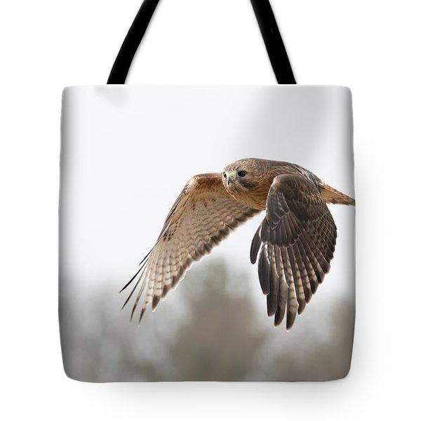 Hal Takes Flight Tote Bag