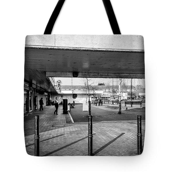 Hale Barns Square Tote Bag