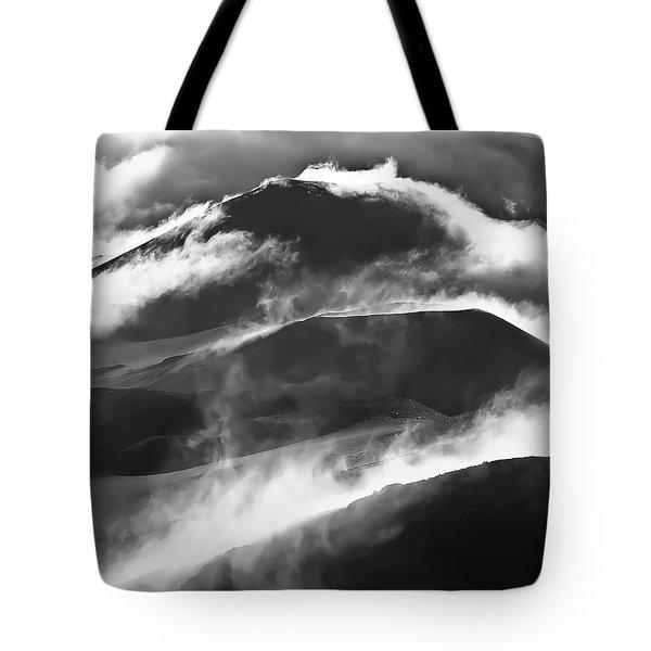 Maui Hawaii Haleakala National Park 1st Place State Open Tote Bag