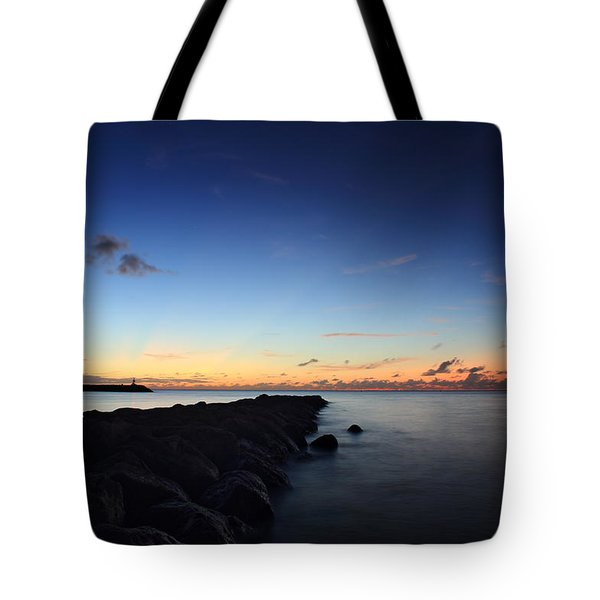 Hale'iwa Harbor Tote Bag