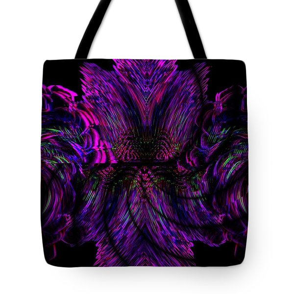 Half Believing Tote Bag