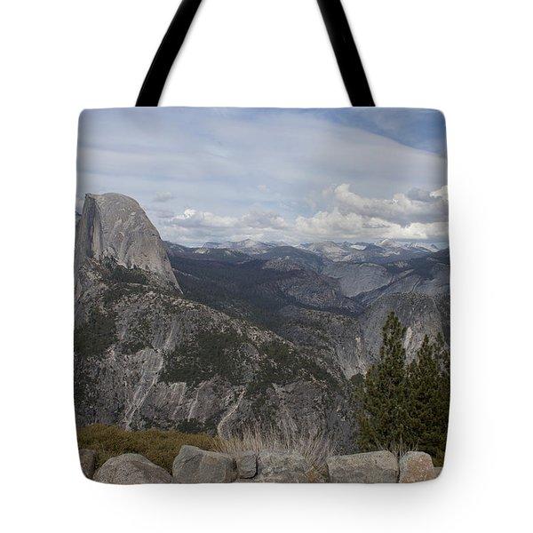 Half Dome Tote Bag
