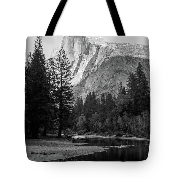 Half Dome  Tote Bag