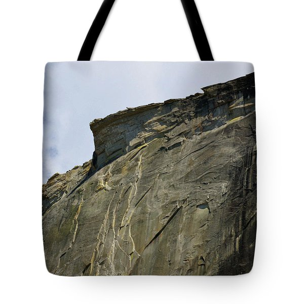Half Dome With A View Of The Visor  Tote Bag
