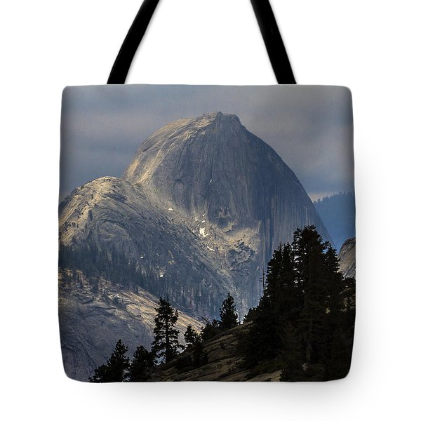 Half Dome Yosemite 2 Tote Bag