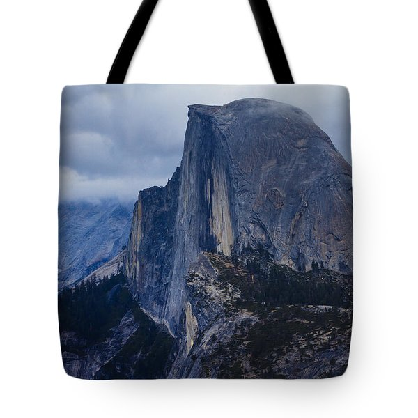 Half Dome Yosemite Tote Bag