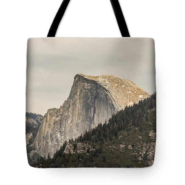 Half Dome Yosemite Valley Yosemite National Park Tote Bag