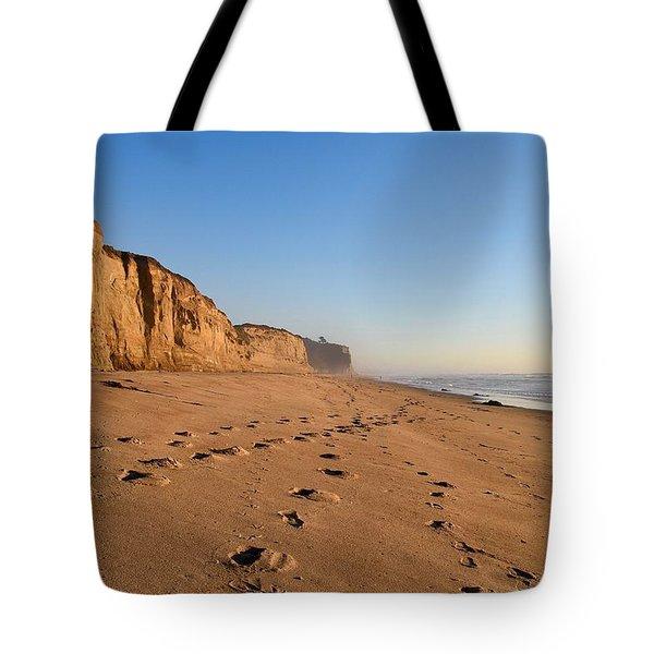 Half Moon Bay Tote Bag