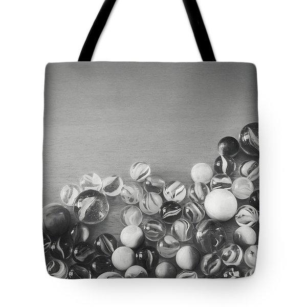 Half My Marbles Tote Bag