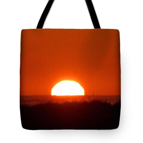 Half Sun Tote Bag