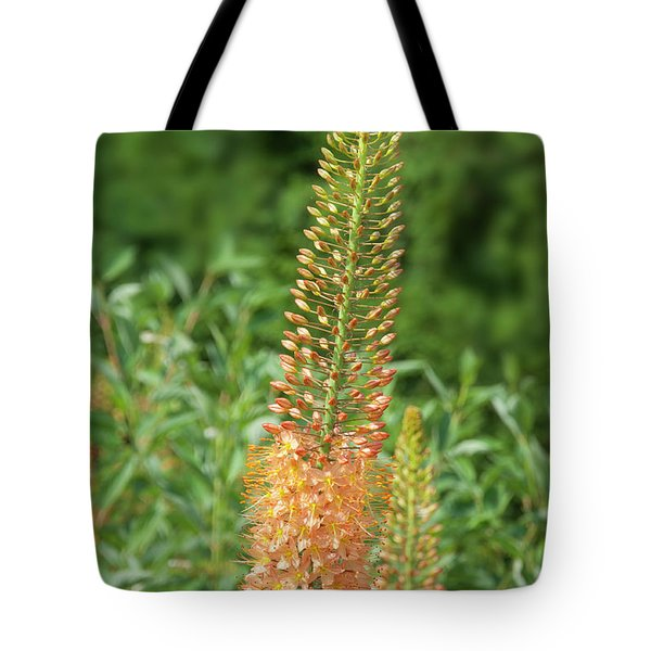 Half Way In Bloom - Longwood Gardens Tote Bag