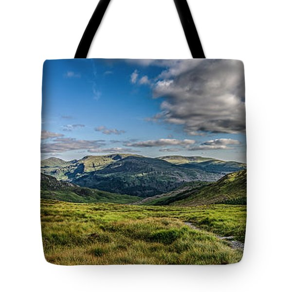 Half Way Up The Merrick Tote Bag