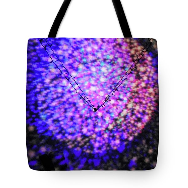 Tote Bag featuring the photograph Halfway To Heaven by Robbie Masso
