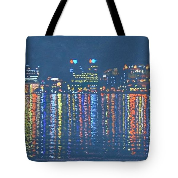 Halifax Waterfront Tote Bag
