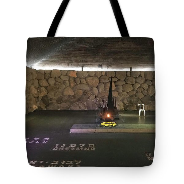 Hall Of Remembrance Tote Bag