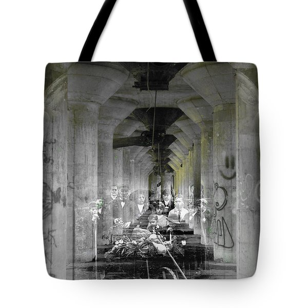 Hall Of Secrets Tote Bag