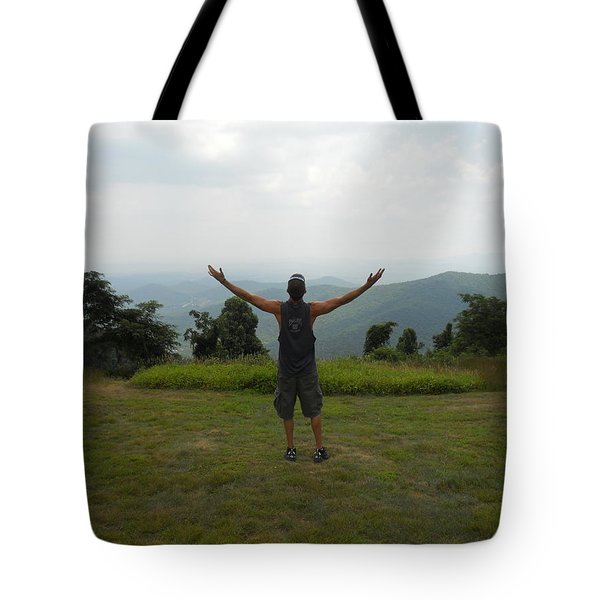 Tote Bag featuring the photograph Hallelujah   Hallelujah by Diannah Lynch