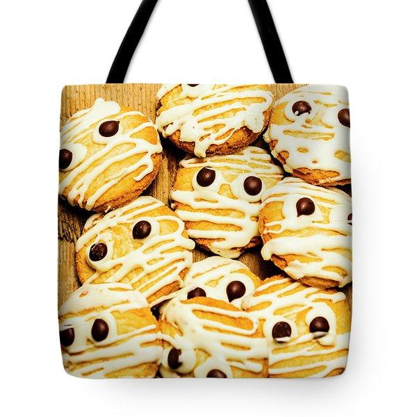 Halloween Baking Treats Tote Bag