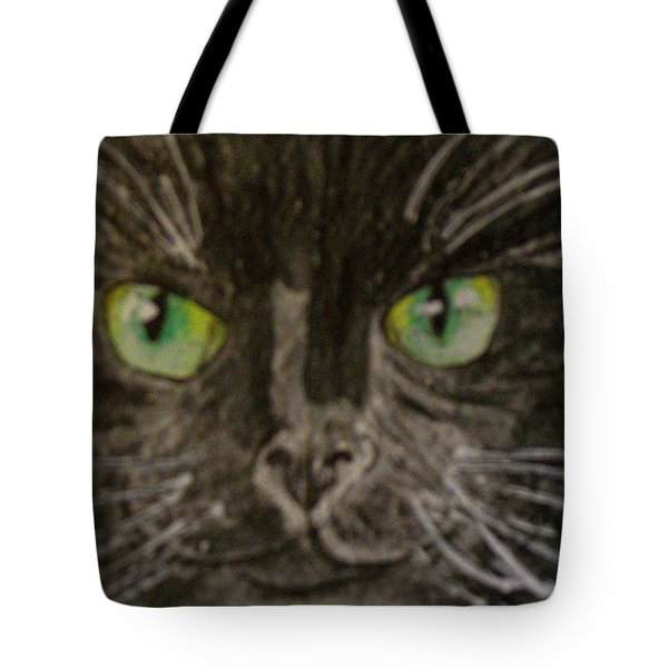 Halloween Black Cat I Tote Bag