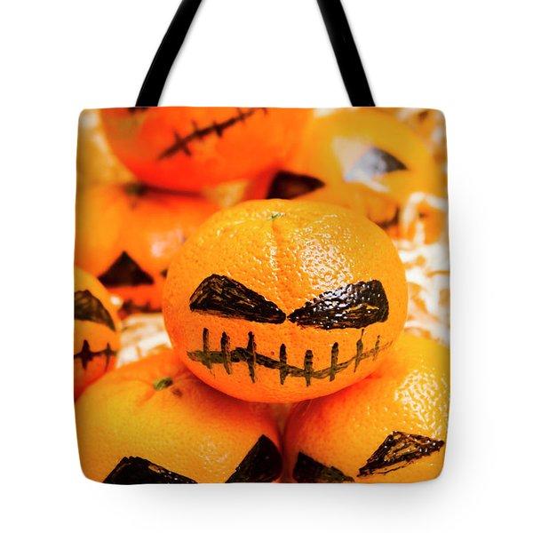 Halloween Craft Treats Tote Bag