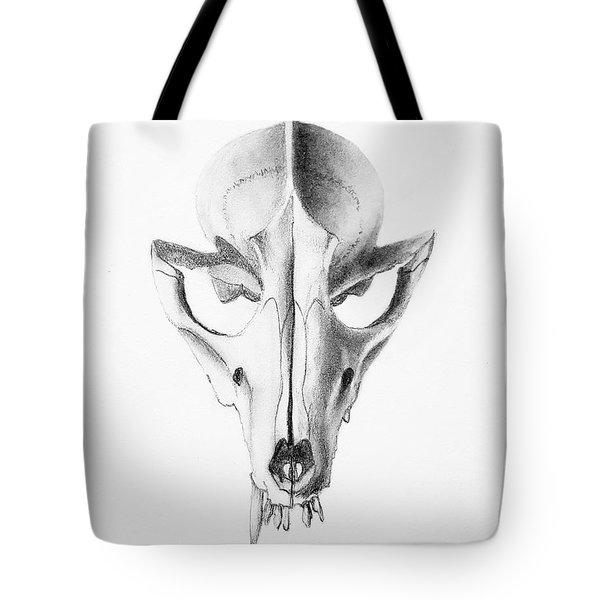 Halloween Hound Tote Bag