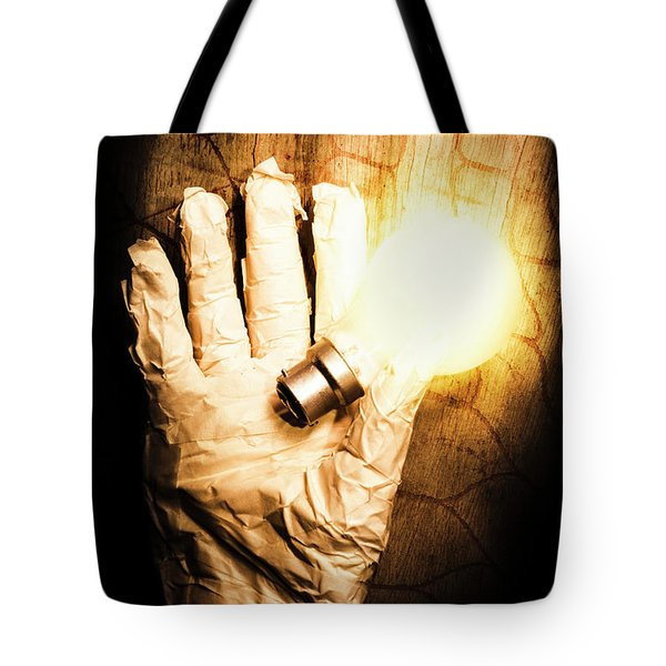 Halloween Ideas Concept Tote Bag