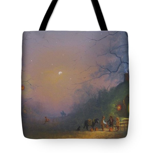A Shire Halloween  Tote Bag