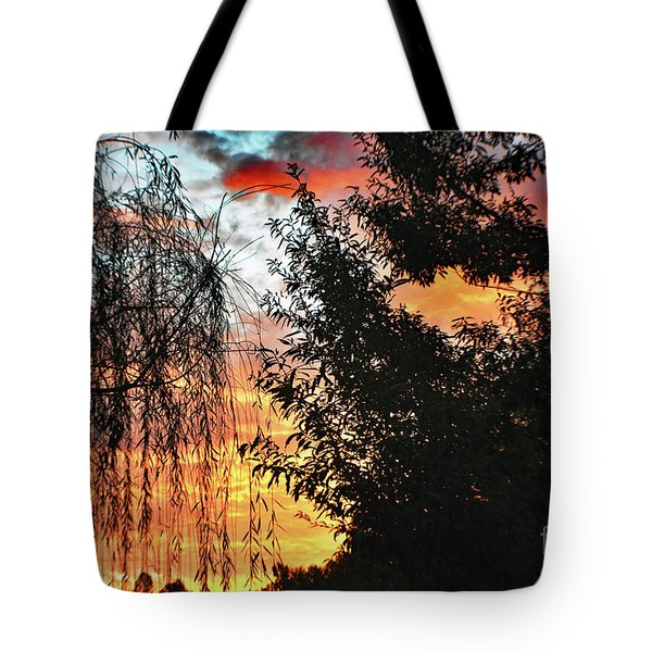 Halloween Sunrise 2015 Tote Bag
