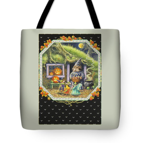 Halloween Treats Tote Bag