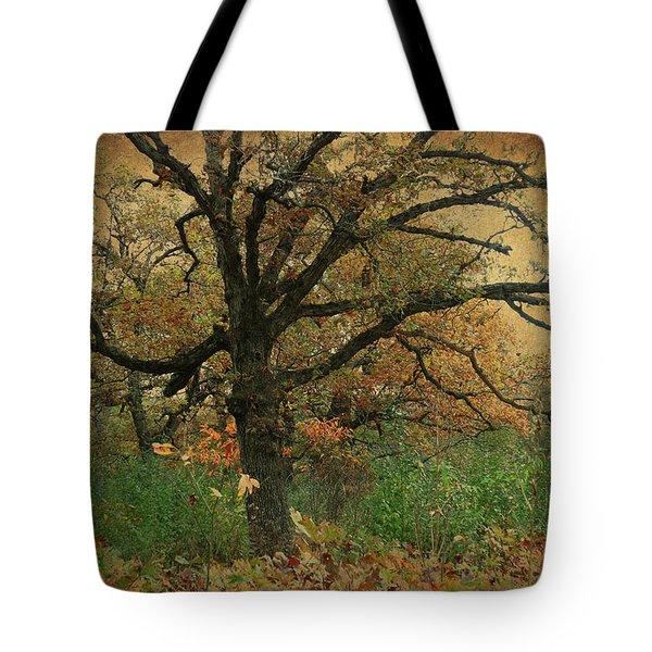 Halloween Tree 2 Tote Bag