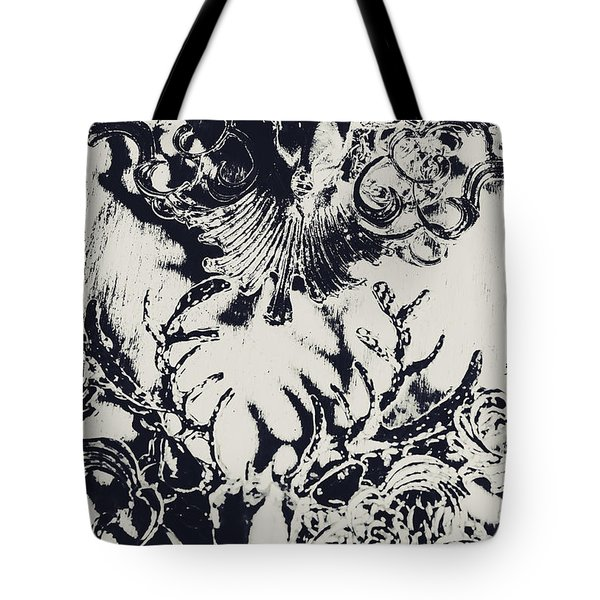 Halls Of Horned Art Tote Bag