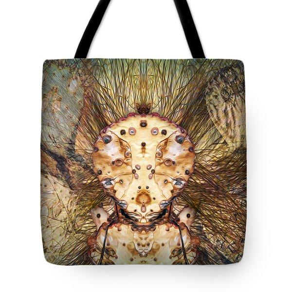 Hallucina-jim Tote Bag