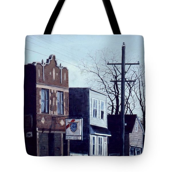 Halsted Tote Bag