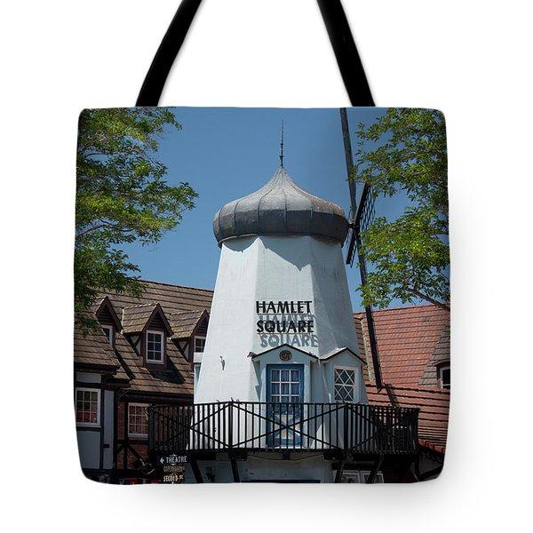 Hamlet Square Tote Bag