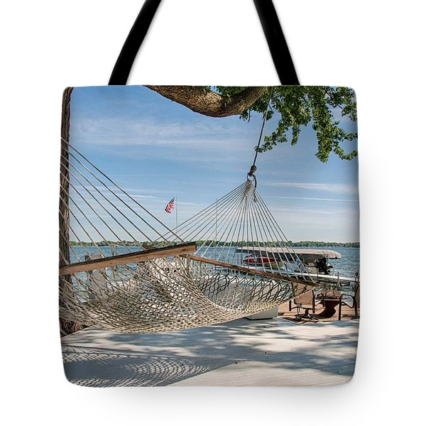 Hammock Haven Tote Bag