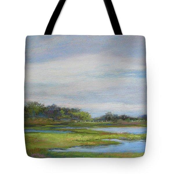 Hammonassett Sky Tote Bag