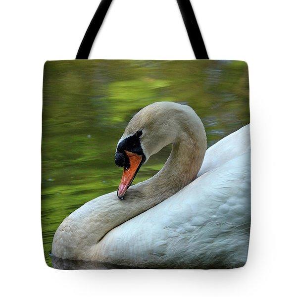 Hammy Swan Tote Bag