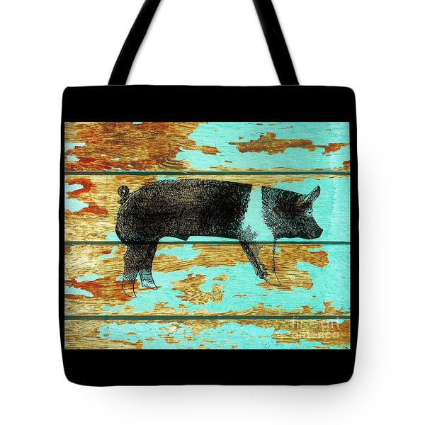 Hampshire Boar 1 Tote Bag