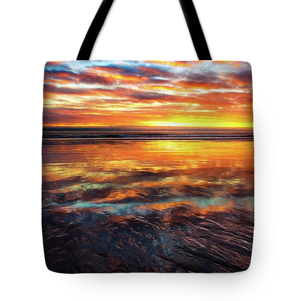 Hampton Beach Tote Bag