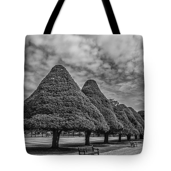 Hampton Palace Gardens Tote Bag