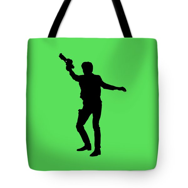 Han Solo Star Wars Tee Tote Bag