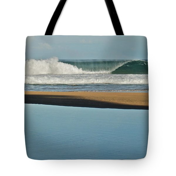 Hanakapiai Beach 1287b Tote Bag