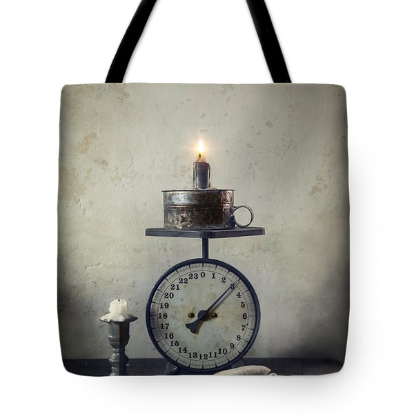 Tote Bag featuring the photograph Hand Dipped by Robin-Lee Vieira
