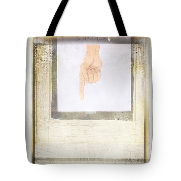Hand Jive Mail Tote Bag