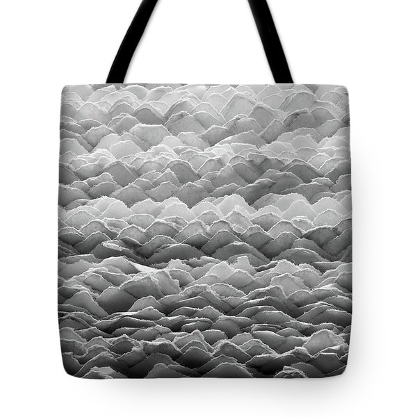 Hand Made Paper Tote Bag by Jim Hughes