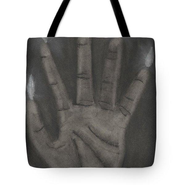 Hand Of Glory Tote Bag