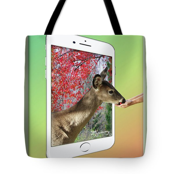 Hand-out Tote Bag